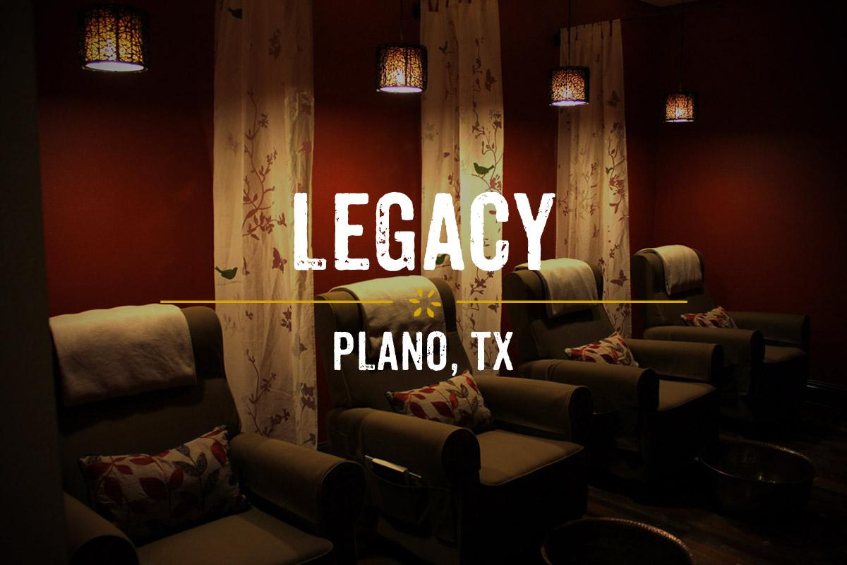Spa Habitat Legacy - Plano, TX