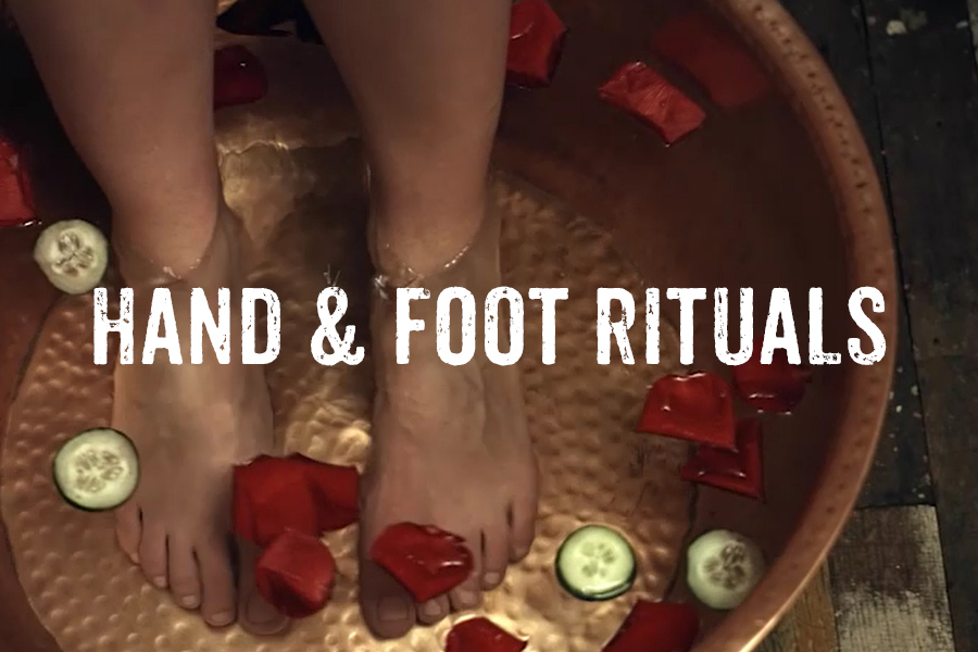 Hand and Foot Rituals
