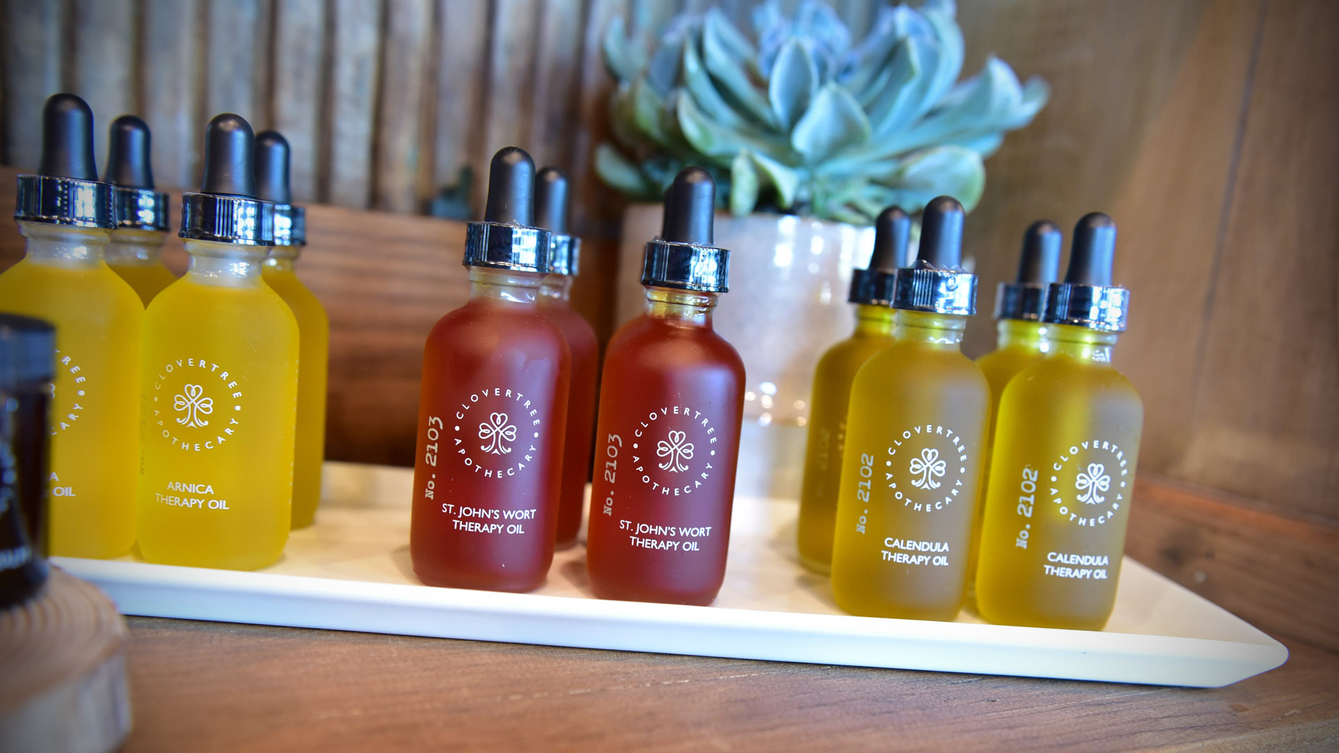 Clovertree Spa Products