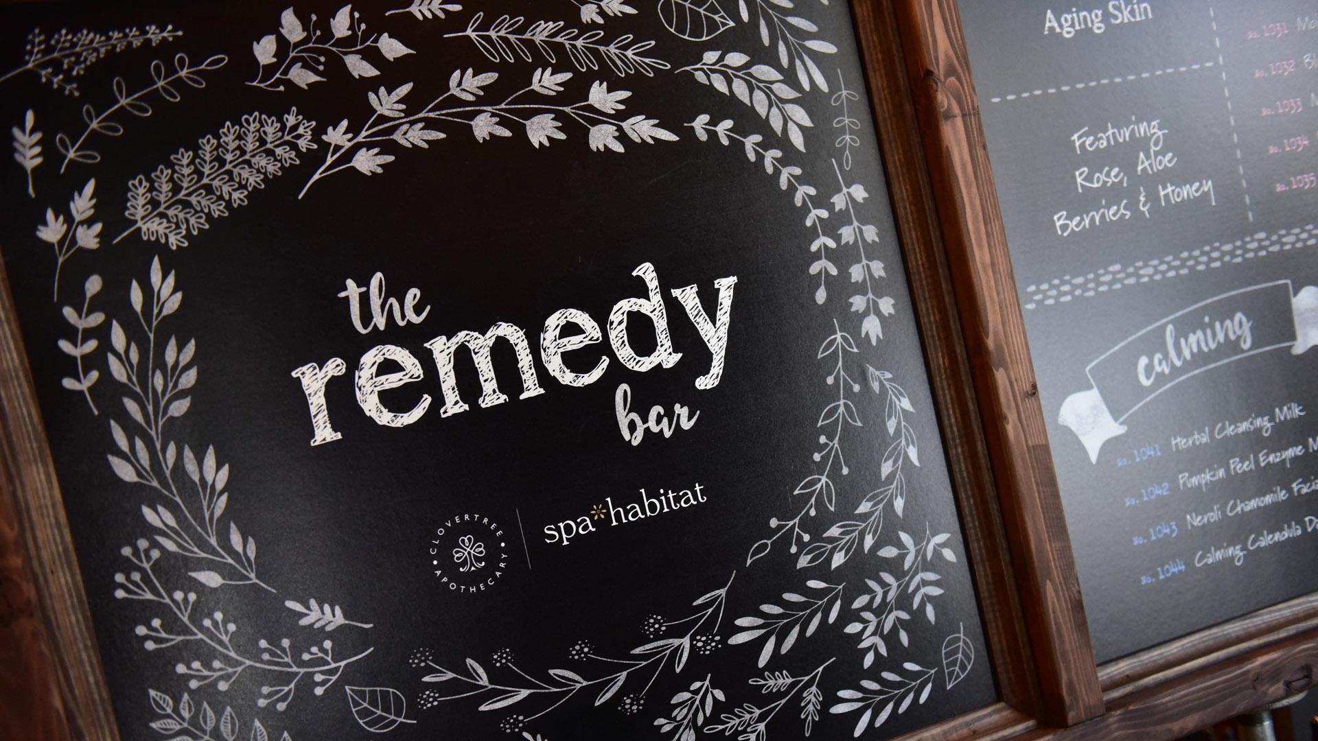 Shop The Remedy Bar