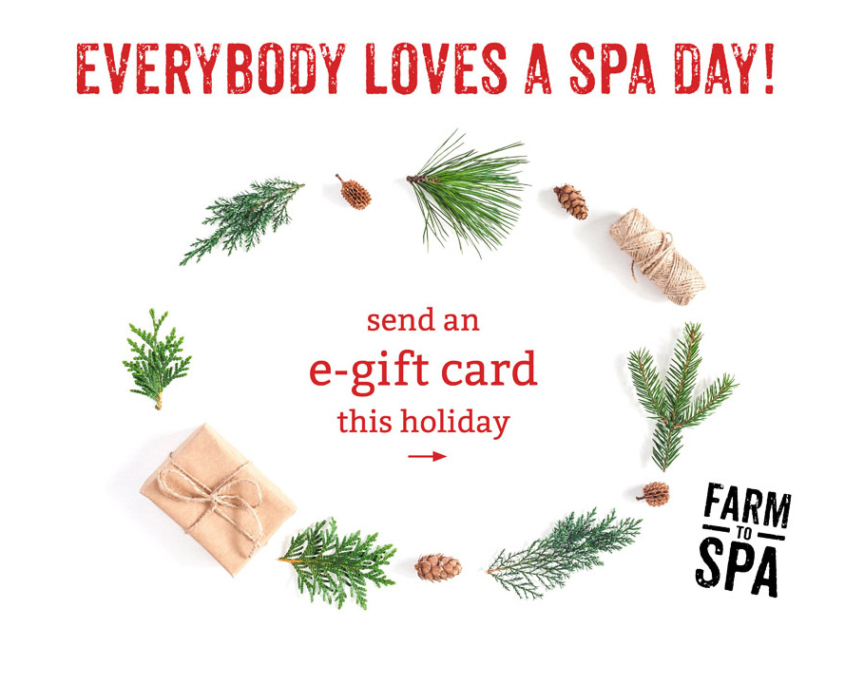 Buy a Spa Gift Card